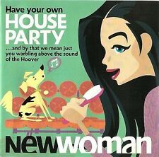 Have Your Own House Party - Various Artists New Woman Issue BRAND NEW SEALED