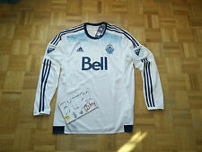 NWT Vancouver Whitecaps Adidas MLS Adizero Long Sleeves Soccer Men Jersey XL
