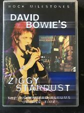 David Bowie: Ziggy Stardust DVD Like New NM Free Shipping.
