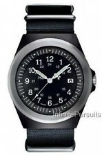 traser swiss H3 watch 100139 Type 3 Military tritium tactical NAT strap