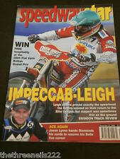 SPEEDWAY STAR - LEIGH ADAMS - NOV 27 2004