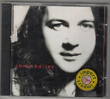 CHRIS BAILEY - demons CD