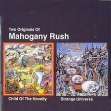 "Mahogany Rush ""Child of Novelty & Strange Universe"" CD"