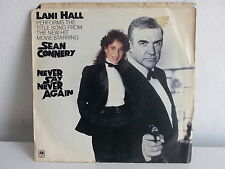 BO Film OST James Bond LANI HALL Never say never again AM 2596