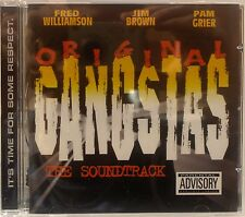 Original Motion Picture Soundtrack - Original Gangstas (CD 1996)
