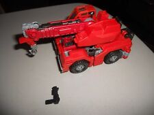 Hasbro Transformers RID 2000 Hightower, Landfill combiner part, complete