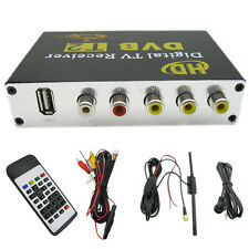 Mobile Car DVB-T2 H.264 MPEG4 MPEG2 Digital TV Tuner HD Receiver BOX EU