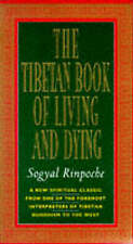 The Tibetan Book of Living and Dying by Sogyal Rinpoche (Paperback, 1995)