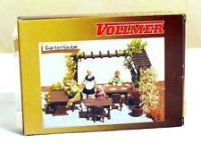 Vollmer H0 Cenador de hierro Kit Equipo de construcción nuevo