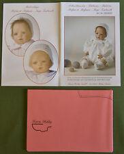 Schnittmuster Puppenbekleidung Stefan & Stefanie von Inge Tenbusch