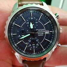 Pulsar Solar Chrono PZ6015X1 Watch....BNIB!