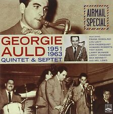Georgie Auld AIRMAIL SPECIAL 1951-1963 (2 CD SET)