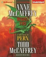 Dragonriders of Pern: Dragon's Fire Bk. 2 by Todd McCaffrey and Anne McCaff NEW