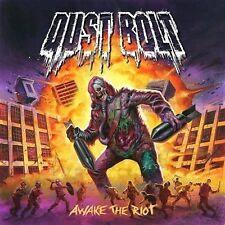 Dust Bolt - Awake the Riot CD 2014 thrash Germany Napalm Records press