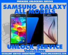 Unlock Code for Bell Virgin Samsung Galaxy J1 S3 S4 S5 S6 S7 Note 2 3 4 5 S5 Neo