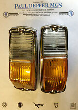 MG MGB & MGB GT Indicator/ Sidelight Assembly's (Pair) (1962 to 1974) BHA4966