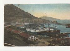 Oran Port & Santa Cruz Vintage Postcard  243a
