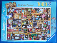 jigsaw puzzle 1000 pc Ravensburger The Kitchen Cupboard Colin Thompson