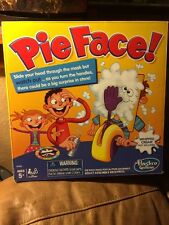 Pie Face Game NEW Whipped Cream Not Included
