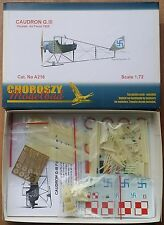 A216 - Caudron G.III-Finnish Air Force 1925 - Choroszy Modelbud-1/72