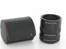 PENTAX 67 6X7 67II MACRO EXTENSION TUBE SET (#140603)