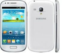 New Unlocked Samsung Galaxy S3 Mini I8190 8GB GSM Smartphone White