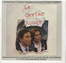 SP BOF Le caviar rouge Robert Hossein Candice Patou Jean-Claude Petit 1985