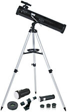 700-76 Reflector Astronomical Newtonian Performance Telescope 76x700 & Tripod