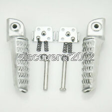 Rear Footrest Footpegs for Kawasaki ER6N EN6F NINJA 650R EX650 2006-2013