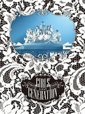 SNSD Girls' Generation - First Japan Tour Blu-Ray Limited edition