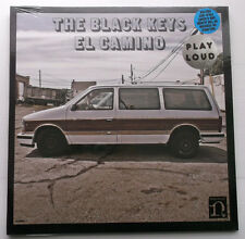 The Black Keys - El Camino LP Record + CD - Brand New - Poster Included