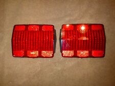 NOS 1965/1966 Mustang/Shelby GT350 Tail Light Lenses, C5ZZ-13450-A