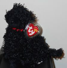 Ty Beanie Baby ~ SMUDGES the Dog ~ MINT with MINT TAGS ~ RETIRED