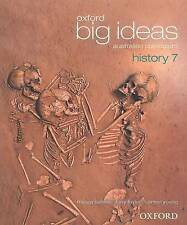 Oxford Big Ideas History 7: Australian Curriculum Textbook by Maggy Saldais (Pa…