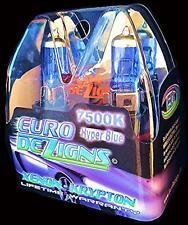Cool Blue/White 9006 Xenon Foglights Fits 2003-2005 Infiniti FX35 FX-35