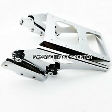 4 point docking kits Tour Pak Luggage Rack  Harley Touring 09-13 PARTS METAL