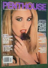 Penthouse March 2002 POM Courtney Taylor Stand-Up Jim Edwards Kofi Annan inter