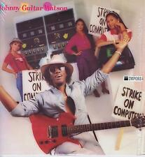 LP JOHNNY GUITAR WATSON STRIKE ON COMPUTERS