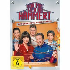 Home Improvement - Complete Series 8 * Tim Allen * 4-Disc Region 2 (UK) DVD New