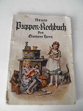 Altes Kinder- Kochbuch Puppen- Kochbuch um 1930? Puppenküche