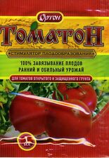 """Tomaton"" - fructification stimulator for open and protected ground tomatoes 1ml"