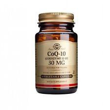 Solgar COENZIMA Q-10 30 mg cápsulas vegetales 30