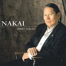 Inner Voices by R. Carlos Nakai (CD, Aug-1999, Canyon Records)