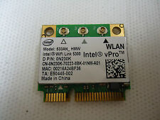 Dell N230K Precision M4400 E6400 Ultimate N Intel 533AN_HWM Wireless PCI-E Card
