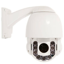 1200TVL HD 30X Zoom PTZ Dome IR Night Home CCTV Security Camera IR-CUT System