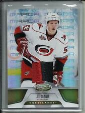 Jeff Skinner 11/12 Panini Certified Mirror Gold Game Used Jersey Patch #22/25