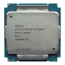 Intel Xeon E5-2696 v3 OEM CPU 2.3GHz 18-Core Max 3.8GHz SR1XK Similar to E5-2699