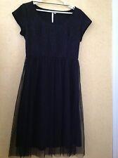 LAUREN CONRAD a little black dress SIZE L