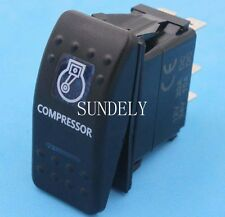 Rocker switch 501B 12v COMPRESSOR Carling Style compatable with ARB compressor
