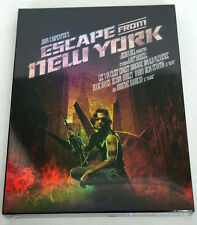 Escape From New York ( Blu-ray ) Limited 500 Copies / Full Slipcase / Region ALL